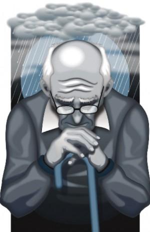 افسردگی در سالمندان چه علائمی دارد و چگونه درمان می شود؟