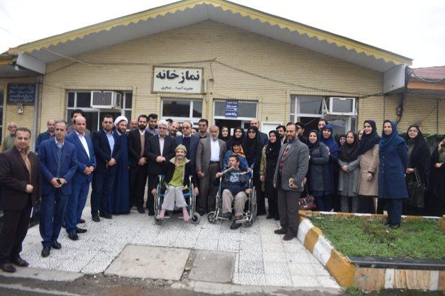 گردهمایی و حضور مدیران و اعضای گروههای مردم نهاد (NGO) به سرپرستی سرکار خانم ابروفراخ
