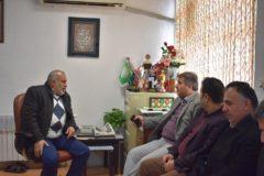 بازدید مدیرکل کمیته امداد امام خمینی (ره) استان گیلان از آسایشگاه