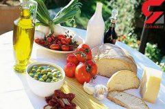 توصیه های غذایی برای سالمندان: