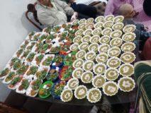 ضیافت افطاری مددجویان آسایشگاه توسط خیر گرامی