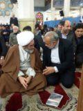 سخنرانی حاج آقا حسینی پیش از خطبه نماز جمعه رشت
